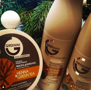 greenini pielęgnacja włosów